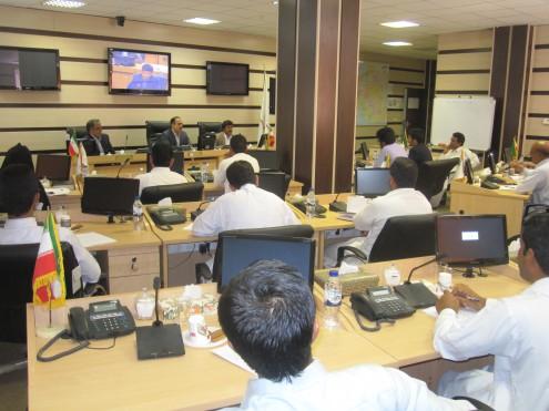 نشست استانی اعضا ستاد برگزاری همایش و نمایشگاه توانمندیهای روستائیان1