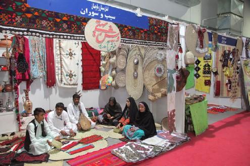 اولین نمایشگاه توانمندیهای روستائیان12